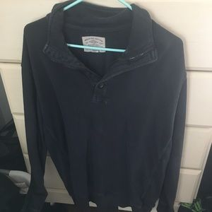 XL men's AE 3/4 zip sweater